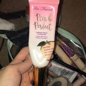 Too Faced Cosmetics Peaches foundation
